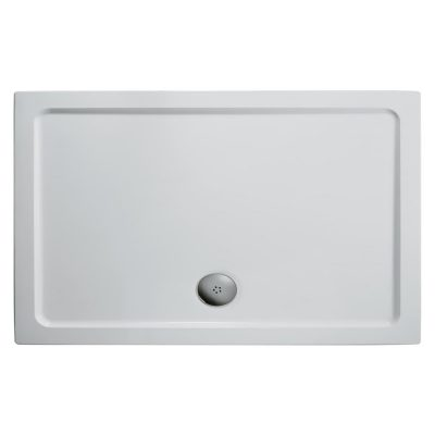 1600 x 900 Low Profile Rectangle Shower Tray