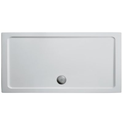 1700 x 900 Low Profile Rectangle Shower Tray