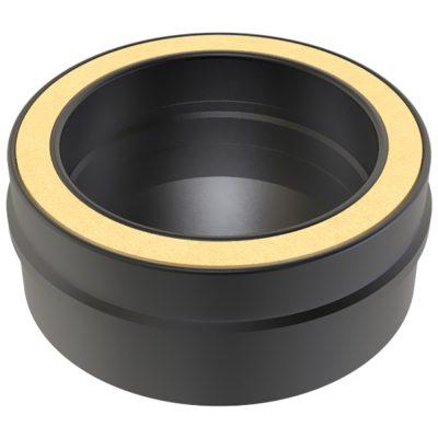 Convesa Tee Cap 150mm Black