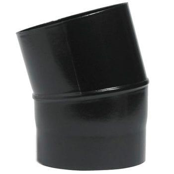 15 Degree Elbow Vitreous Enamel 125mm