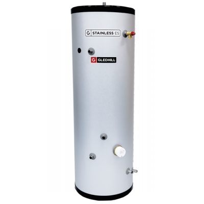 Gledhill ES 120L Indirect Unvented Cylinder