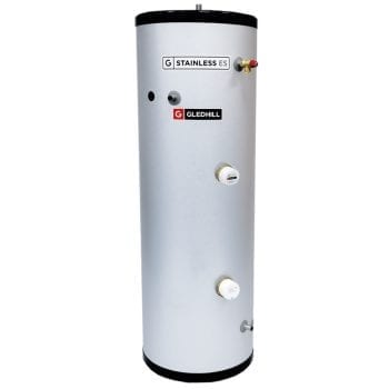 Gledhill ES 250L Direct Unvented Cylinder
