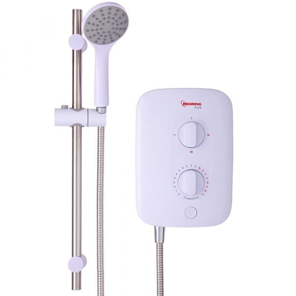 Redring Pure 8.5KW Electric Shower