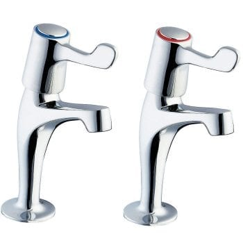 Deva DLT103 3 Inch Lever Action Kitchen Sink Taps