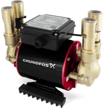 Grundfos Amazon STP-4.0 B Pump 4 Bar Twin Positive Heavy Duty