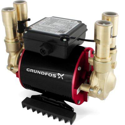 Grundfos Amazon STP-4.0 B Pump 4 Bar Twin Positive Heavy Duty