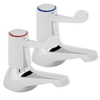 Deva DLT101 3 Inch Lever Action Basin Taps