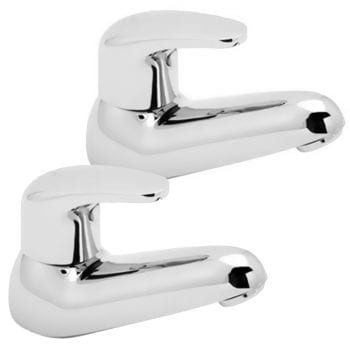 Deva ADORE101 Adore Chrome Basin Taps