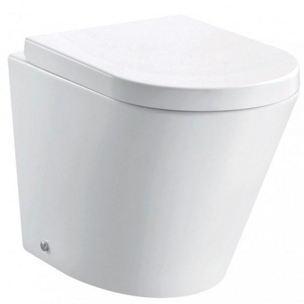 Pura Arco Back To Wall Toilet