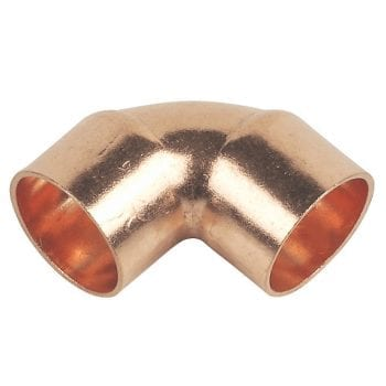 22mm Elbow End Feed