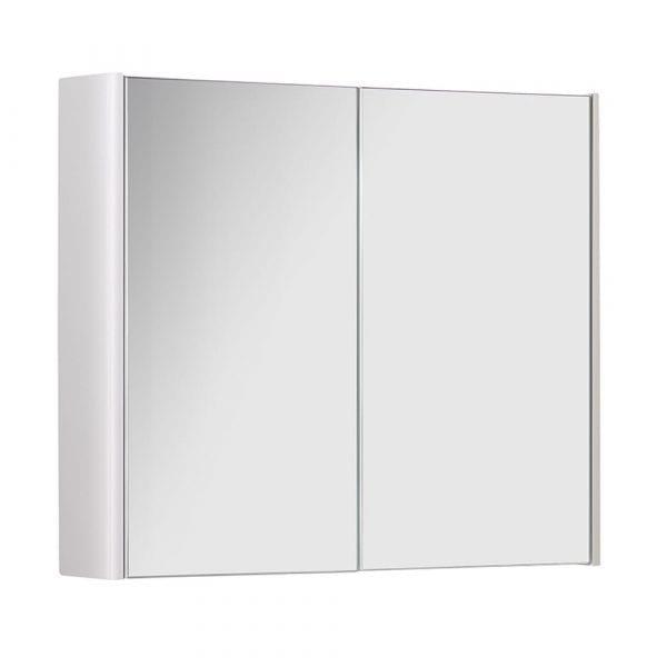 Kartell K Vit Options Mirror Cabinet 800mm White