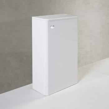 K Vit Options WC Unit With Cistern 500mm White