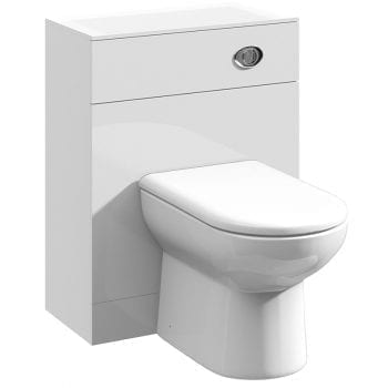 Premier Mayford 500 x 300mm WC Unit White
