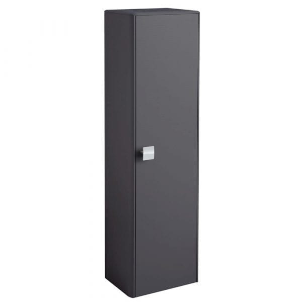 Hudson Reed Sarenna Wall Hung Tall Unit 350mm Graphite