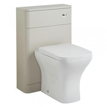 Hudson Reed Sarenna WC Unit 550mm Cashmere