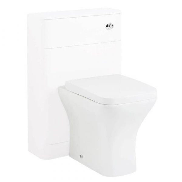 Hudson Reed Sarenna WC Unit 550mm White