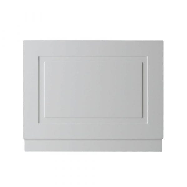 K Vit Astley Bath End Panel 700mm Matt White