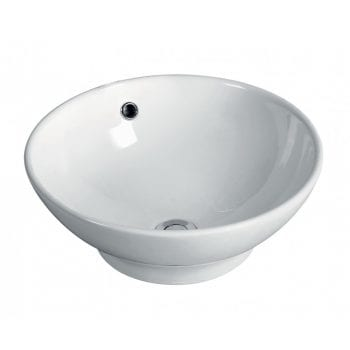 Pura LW1057 Counter Top Basin 410mm