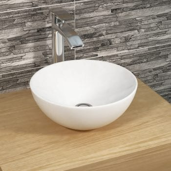 Lecico FSBTHR Counter Top Basin