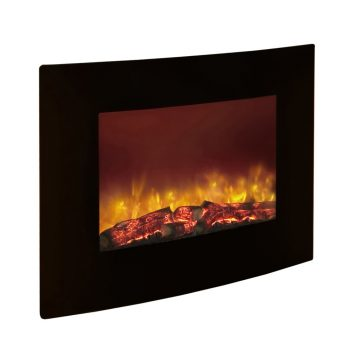 Bemodern Quattro Wall Hung Electric Fire