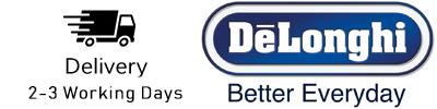 Delonghi 2-3 days