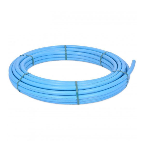 MDPE Pipe 25mm x 25m