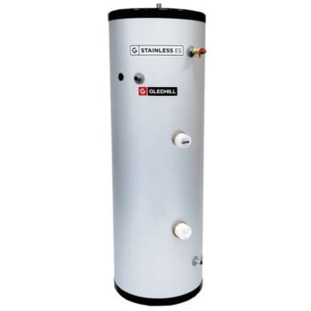 Gledhill ES 120L Direct Unvented Cylinder Stainless Steel
