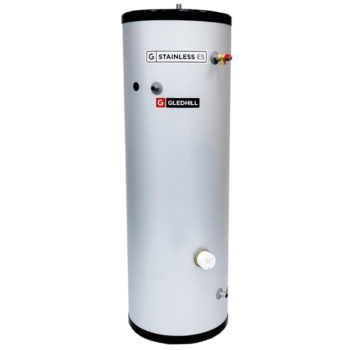 Gledhill ES 90L Direct Unvented Cylinder Stainless Steel