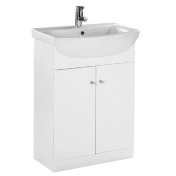 Elation Ikoma 650 Base Unit Gloss White