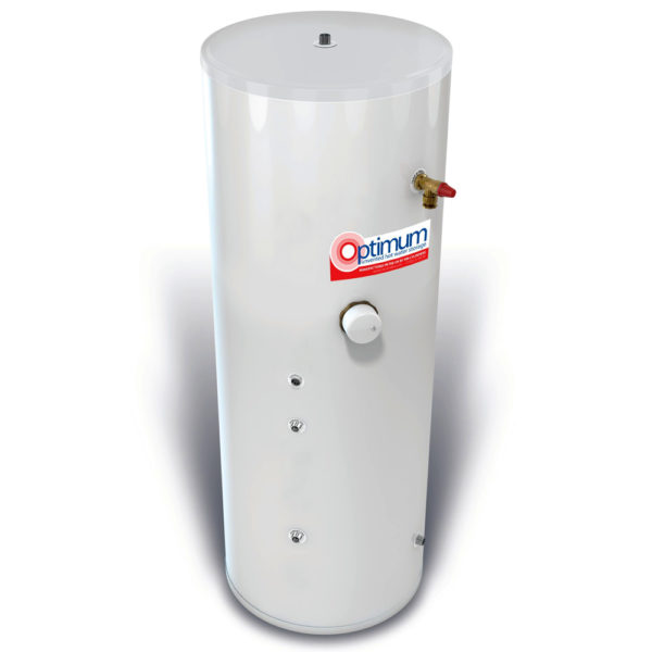 RM Cylinders Optimum 90L Indirect Unvented Cylinder