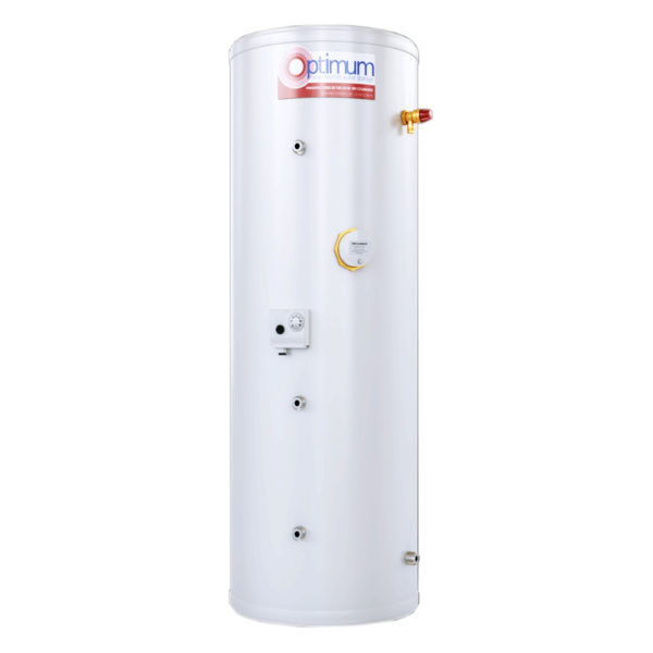 RM Optimum 210L Indirect Slim Unvented Cylinder