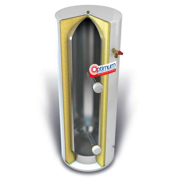 RM Optimum 180L Direct Slim Unvented Cylinder