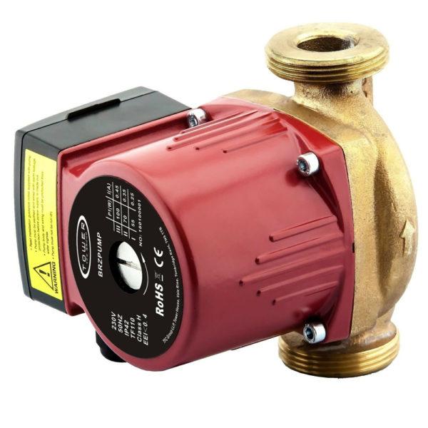 Tower Bronze Hot Water Circulation Pump