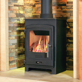 Portway 1 Gas Stove with Logs