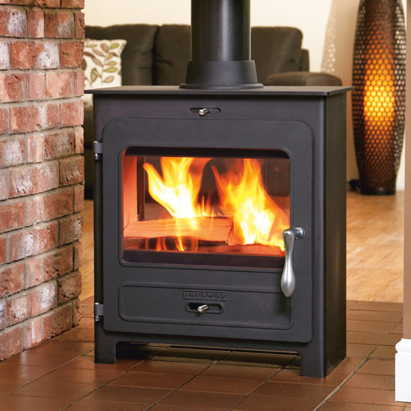 Portway 2 Double-sided Multifuel Stove