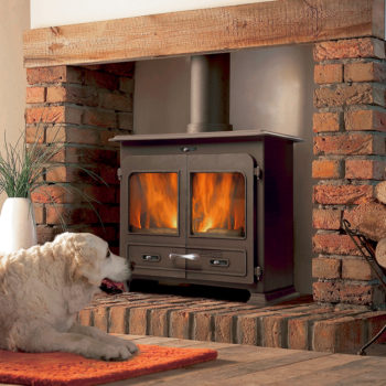 Portway 3 Traditional Multifuel Stove