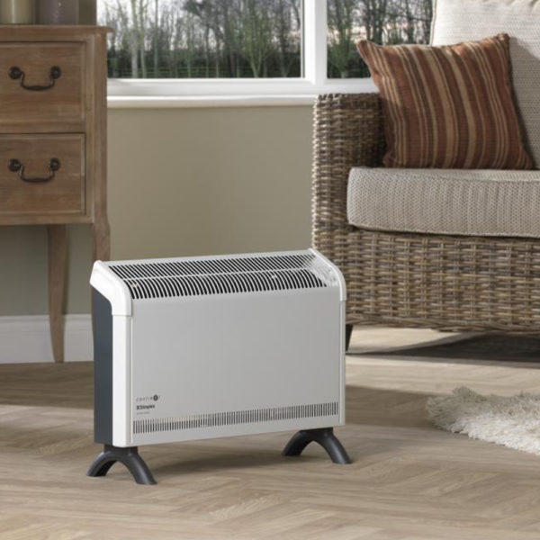 Dimplex DXC20 Contrast Thermostatic Convector Heater 2KW