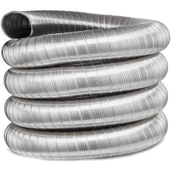(Dropship) Flue Liner 904L Stainless Steel 125mm Per Meter