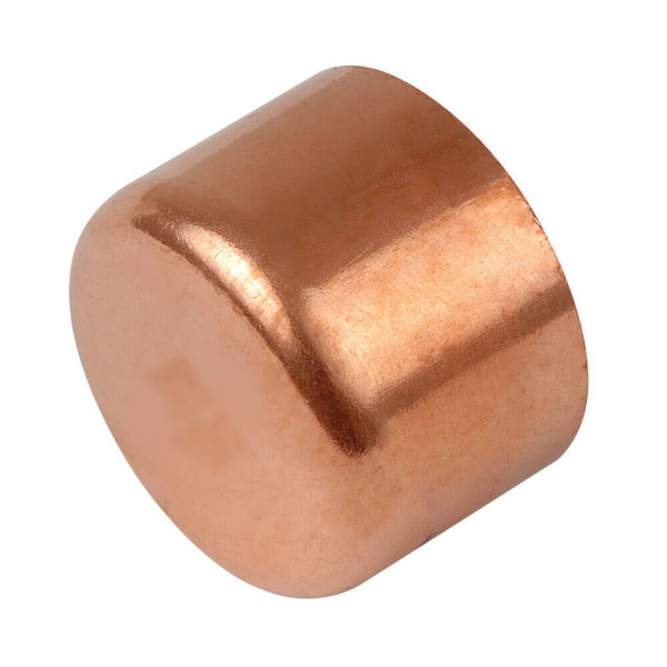 10mm Cap End Feed End Feed