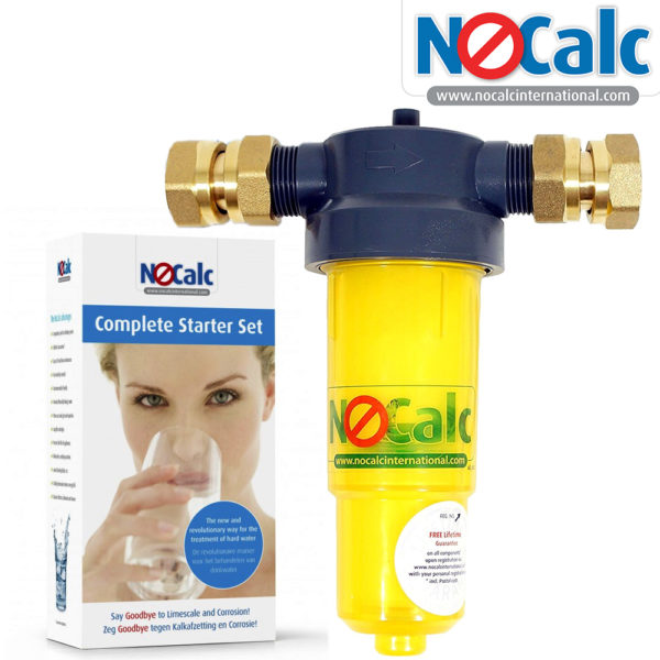 NoCalc Water treatment system