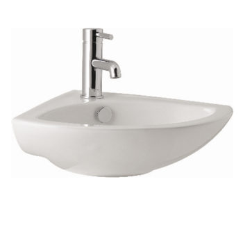 K Vit G4K 410mm Corner Basin