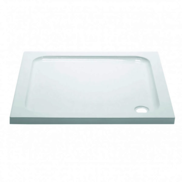 760 x 760 Low Profile Shower Tray