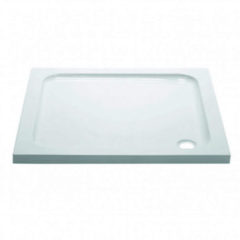 1000 x 1000 Low Profile Shower Tray