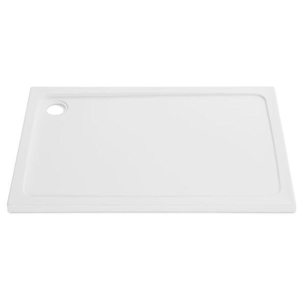 1100 x 760 Low Profile Rectangle Shower Tray MX XHF