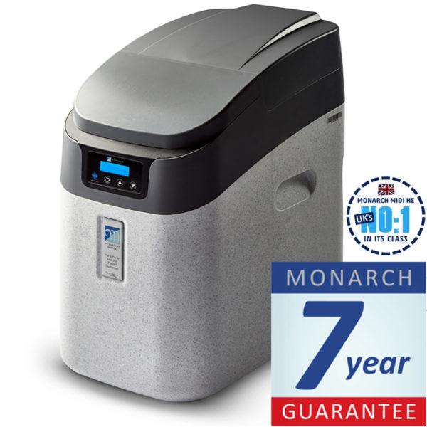Monarch Ultimate Midi HE Water Softener