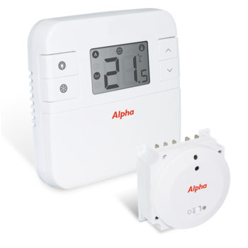 Alpha Connect Boiler Plus