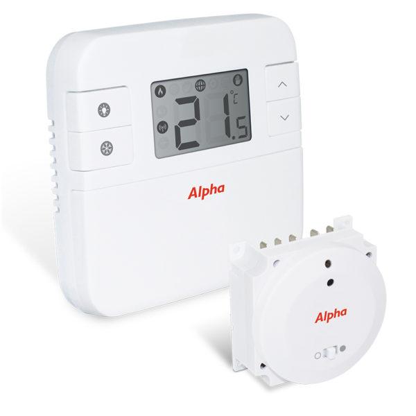 Alpha Connect Boiler Plus