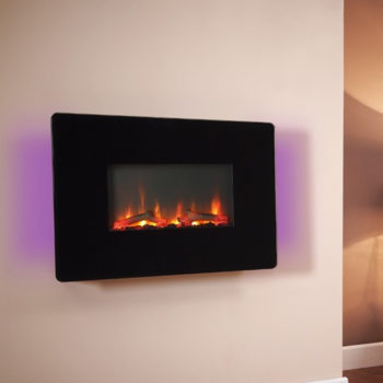 Celsi Flamonik Enchant Wall Mounted Electric Fire