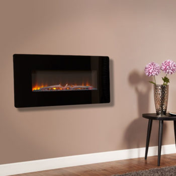 Celsi Flamonik Rapture Wall Mounted Electric Fire