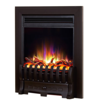 "Celsi Electriflame XD 16"" Insert Royale Black Electric Fire"